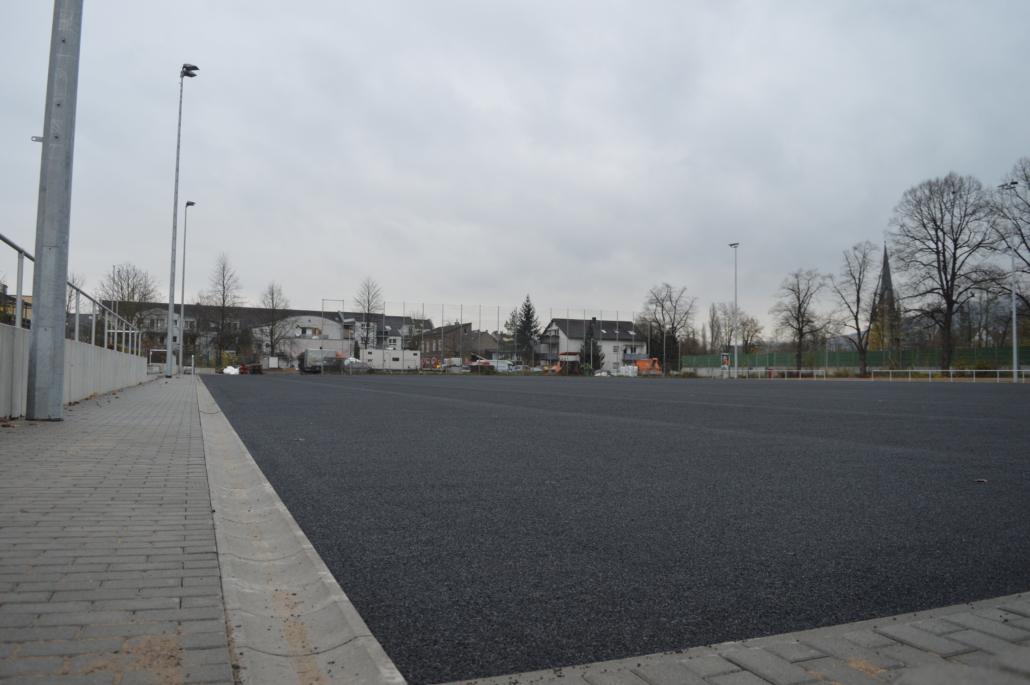 Kunstrasen 1. FC Godesberg